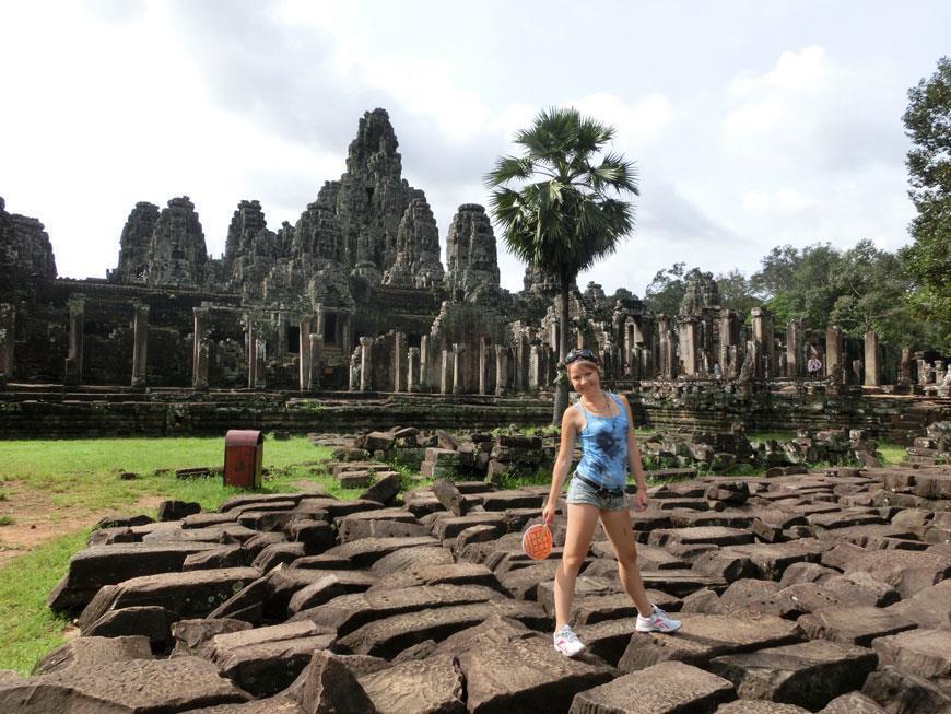 Страховка для поездки в Камбоджу