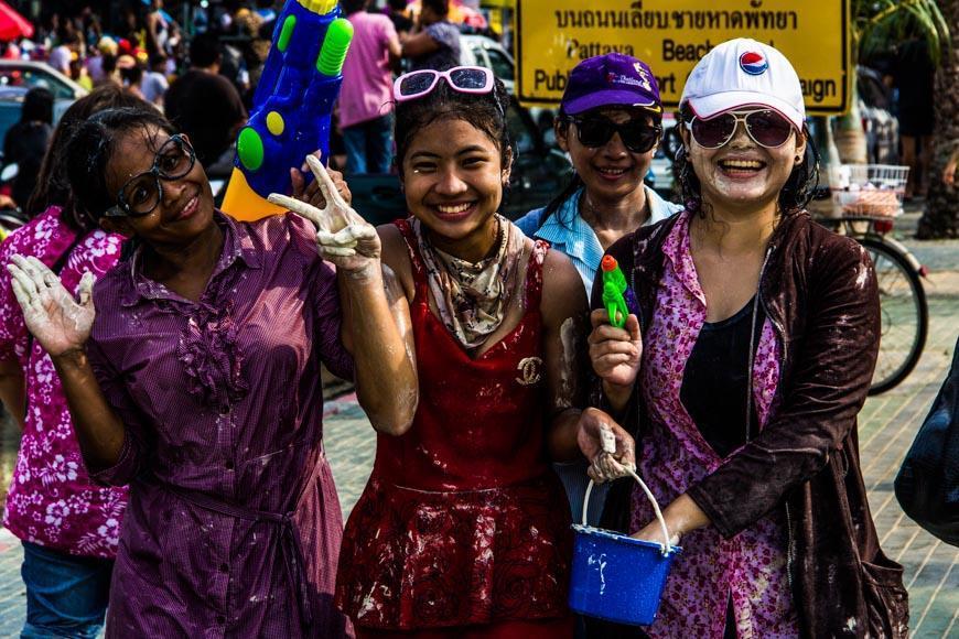 Почему мы живёт в Таиланде