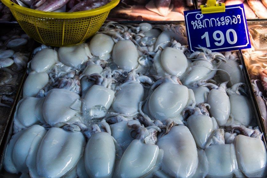 Рыбный рынок в паттайе как добраться