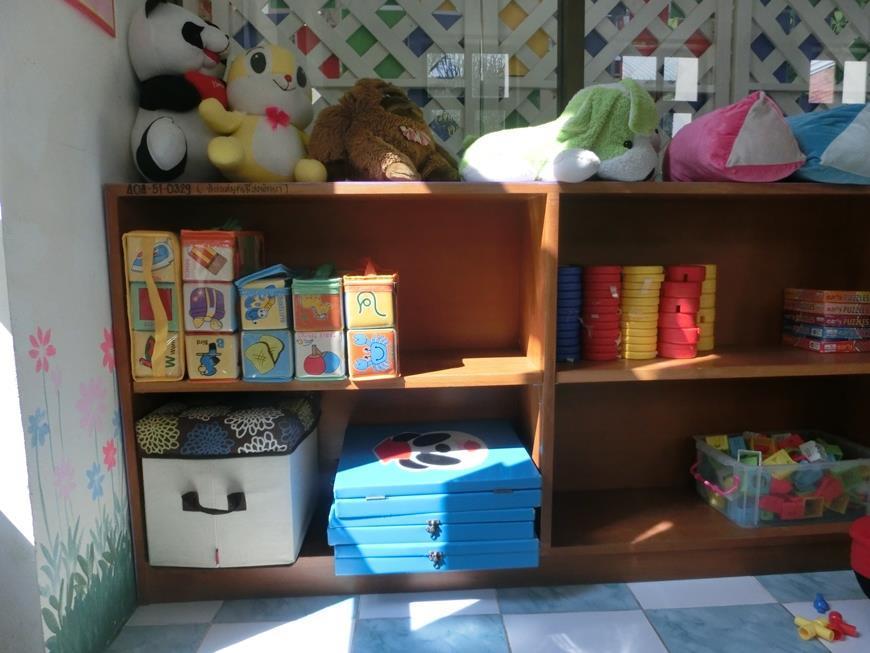 игровая комната для детей в Паттайе