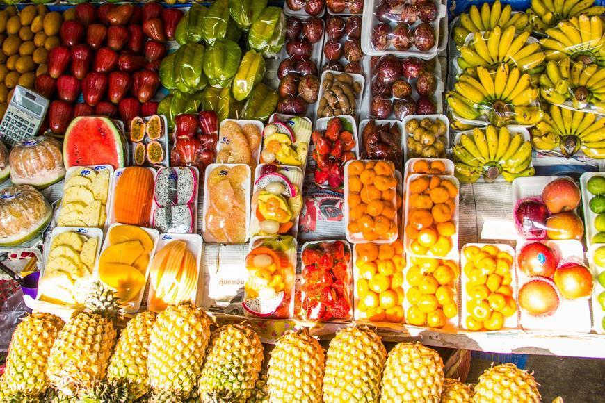 Вкусовое турне по Паттайе | Еда в Паттайе 2018