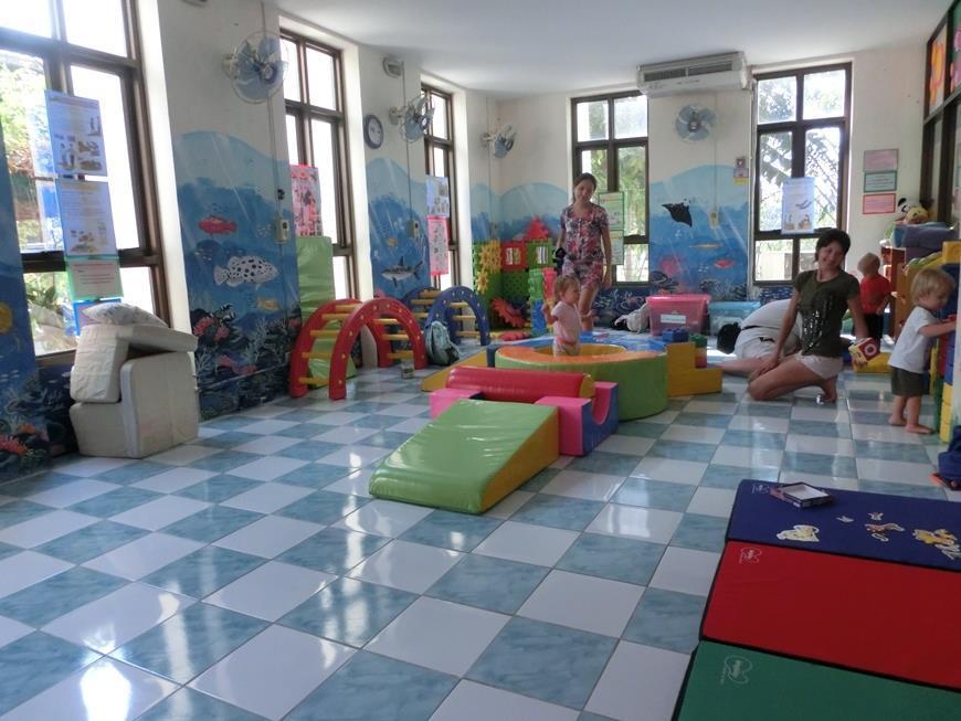 игровая комната в Паттайе